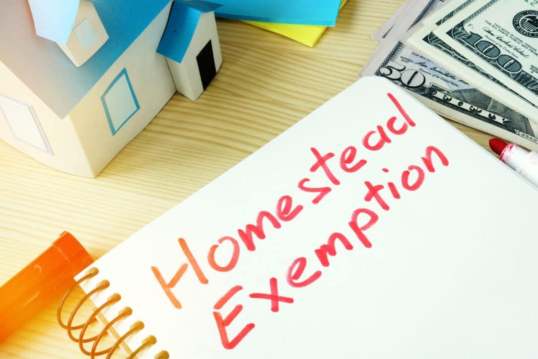 Time to file for your Homestead Exemption & How