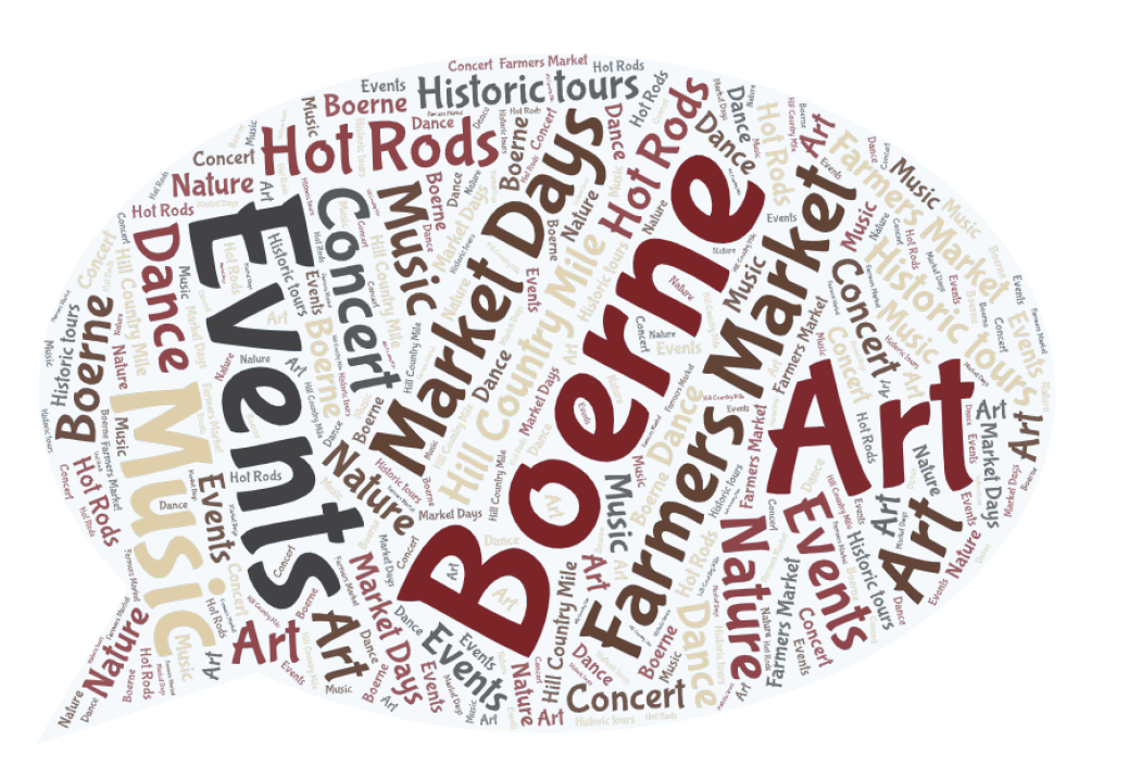 March 2020 Boerne Calendar Events